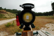 Scope Zeroing Targets