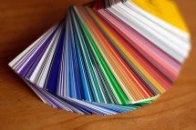 Photography Gel Swatches