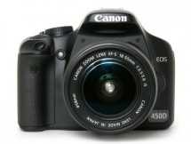 Canon 450D - Digital SLR Camera