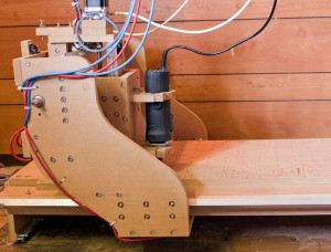 Upgraded DIY CNC Router